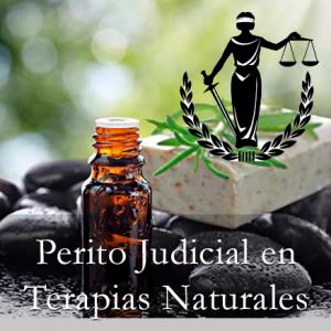 Perito Judicial en Terapias Naturales