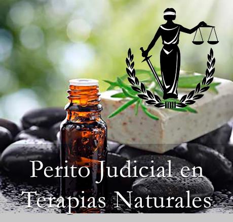 Curso Perito Judicial Terapias Naturales